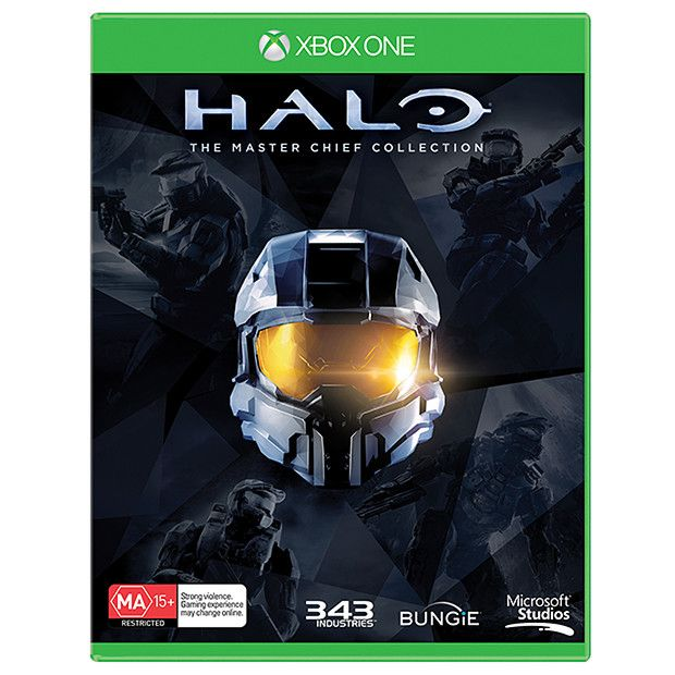 Halo The Master Chief - Xbox One | Target Australia