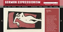 Explore German Expressionism: Works from the Collection
