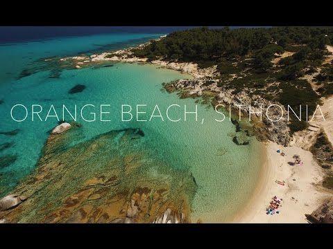 Orange beach (Kavourotripes) | Sithonia Greece