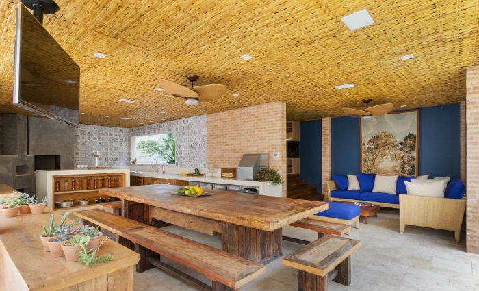 Δες 5 φανταστικές κουζίνες Eξωτερικού χώρου!  #bamboo #βιομηχανικο #διακόσμηση #διακοσμησημπαλκονιου #έμπνευση #ιδεεςδιακοσμησης #κουζινα #κουζιναεξωτερικουχωρου #μπαμπου #νησιδακουζινας #παγκοςκουζινας #ρουστικ #φώς #φωτιστικο #χρωμα