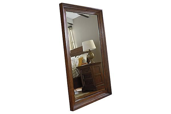The Gaylon Floor Mirror From Ashley Furniture Homestore The Rustic Beauty Of The