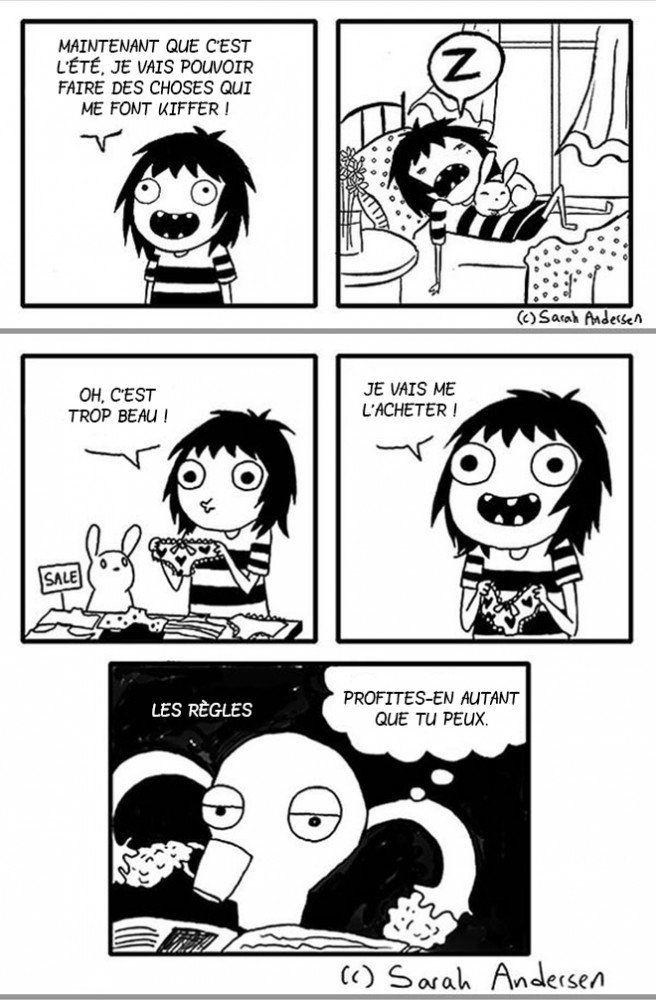 21 problèmes quotidiens de filles, illustrés avec beaucoup d'humour | French classroom stuff ...