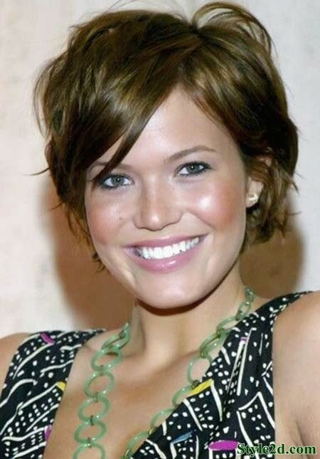 Cute Popular Short Hairstyles For Women 2014
