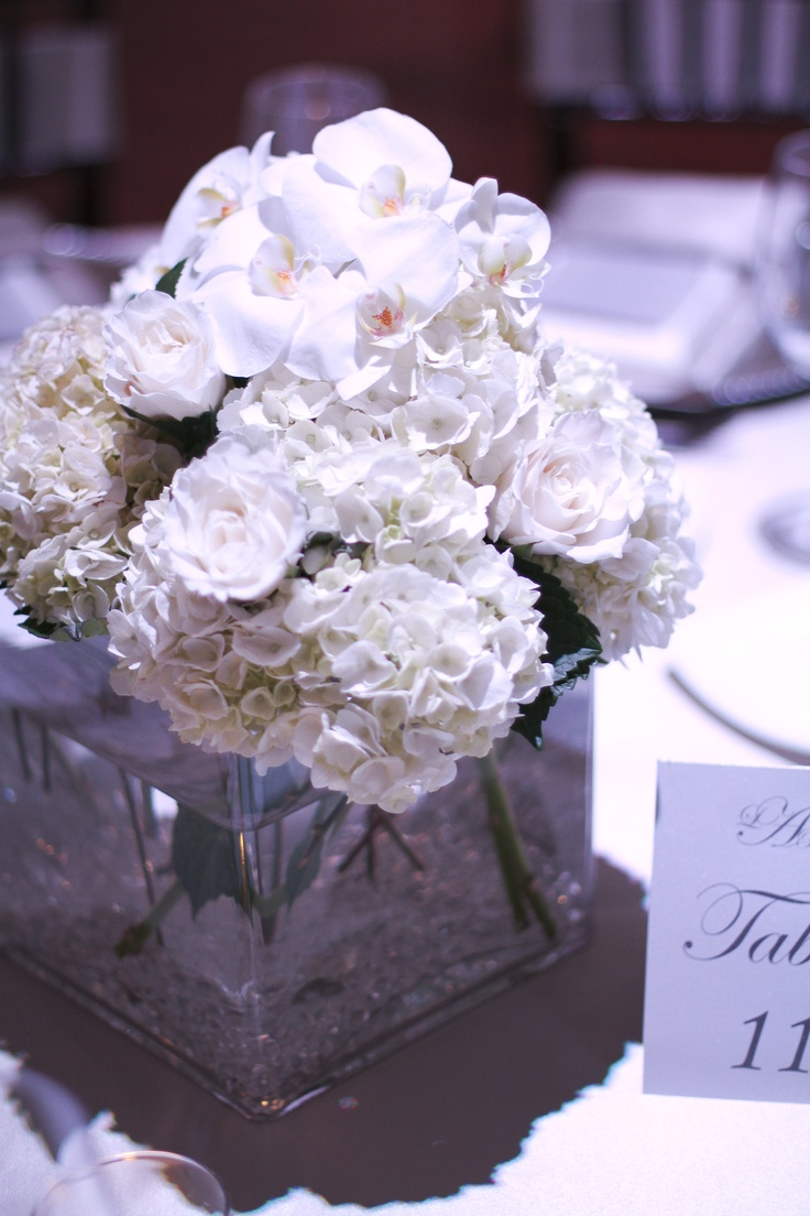 Small Floral Centerpiece