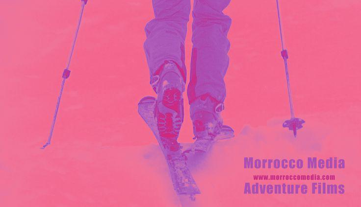 Our adventure film logo www.morroccomedia.com