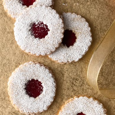 Thimble cookie recipe food network
