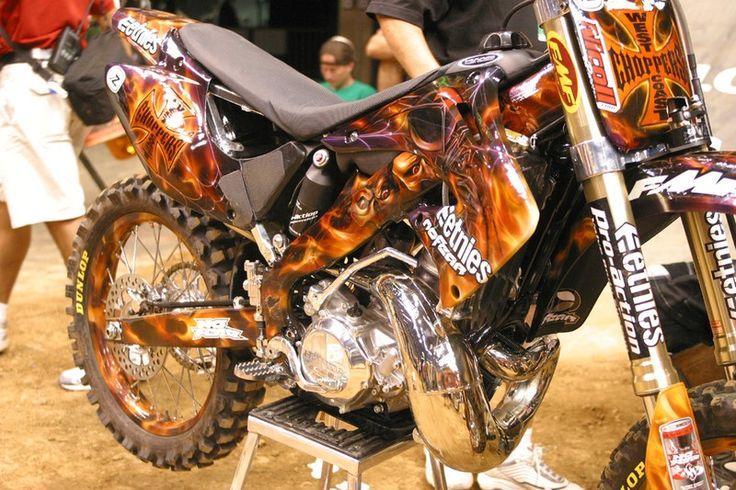 Brian deegan wcc dirt bike west coast choppers