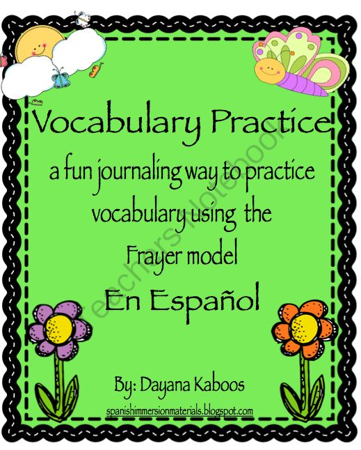 80 best kids spanish language tools images on pinterest