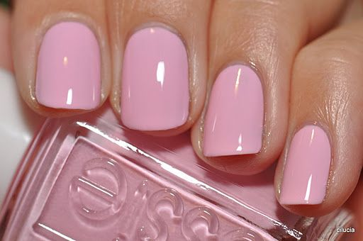 """Bought this color on clearance for 2.50! Essie-""""Raise Awareness"""""""