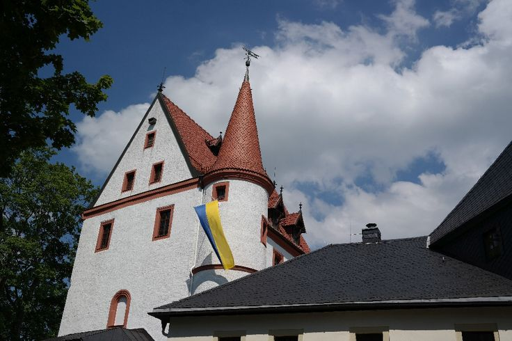 Schloss Schlettau an der alten Salzstraße  #Annaberg #Buchholz #Erzgebirge #Erzgebirge #Schloss #Castle #Saxony