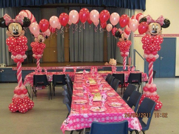 Decorating Ideas > 1000+ Images About Mickey And Minnie Mouse Party On Pinterest ~ 022055_Birthday Party Ideas Essex