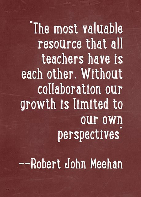 Collaborative Teaching Fellowship ~ Best images about teamwork quotes on pinterest