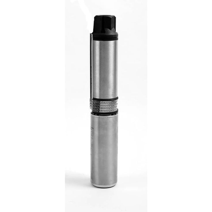 Eco-Flo EFSUB5-122 Submersible Pump, Stainless Steel (Silver), 1/2 Hp, 1200 Gph