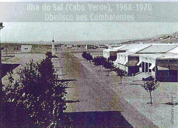 Cabo Verde, São Tomé e Príncipe, Índia, Timor e Macau - Monumentos aos Combatentes e Campas