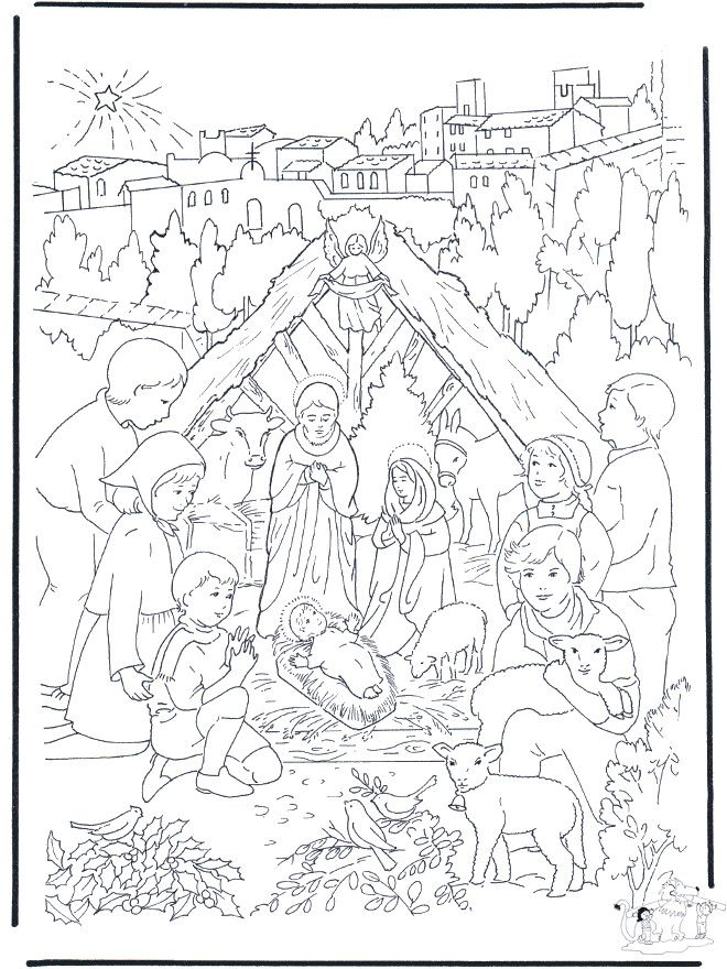 2043 best images about Bible Colouring
