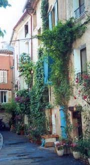 La Roquebrussanne, Provence