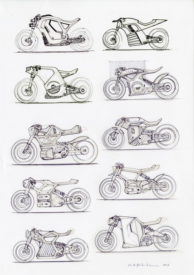 ArtStation - 82 original - 2016 and Inktober sketches for sale!, Scott Robertson