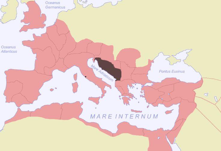 Illyricum Spqr Illyricum Roman Province Wikipedia