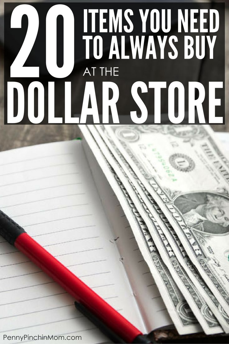 Saving Money | Dollar Store | Shopping | Budget