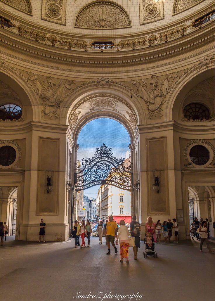 Vienna Hofburg -SandraZ