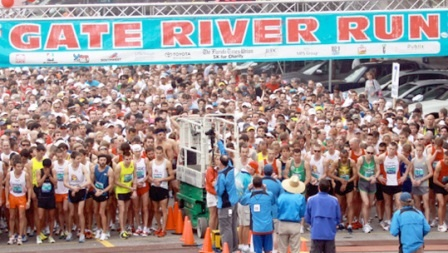 2012 GATE River Run - Jacksonville, Fl.  http://gate-riverrun.com/