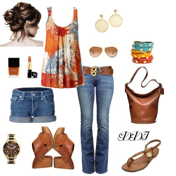 Weekend, created by dawndayiannelli on Polyvore
