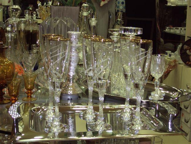 Δημήτρης  Γ. Μαγριπλής     : Τα κρυστάλλινα ποτήρια