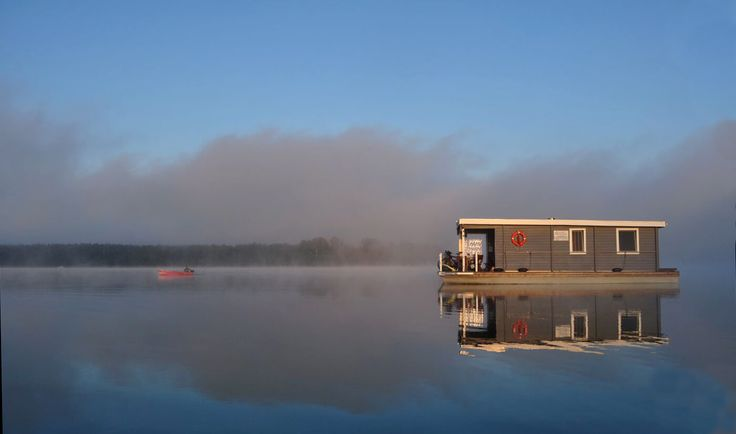 BunBo, das Bungalow Boot |Das Hausboot zum Mieten