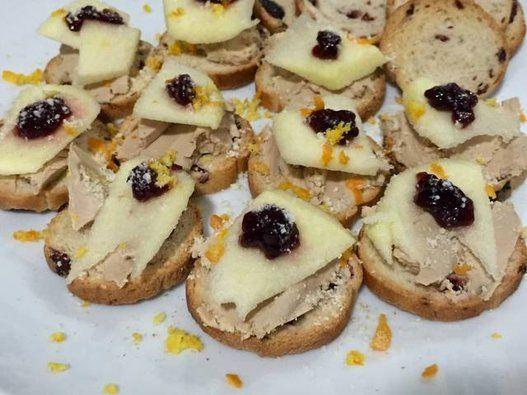 Las 25 mejores ideas sobre aperitivos navide os en for Canape bases ideas