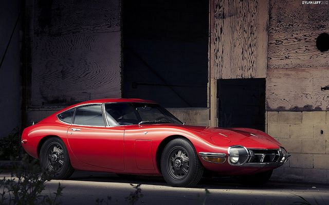 1967 Toyota 2000GT MF10
