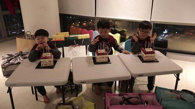 대한민국만세 생일 축하해주신 많은 분들께 진심으로 감사드립니다~^^