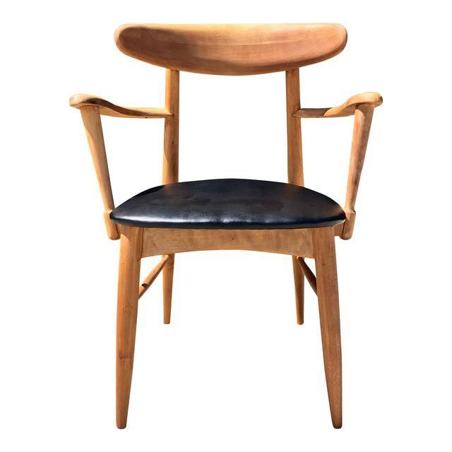 Image Of Mid Century Dining Chairs