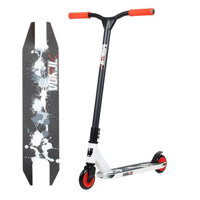 Aluminum Smooth Fast Scooter VO-PRI2 Kick Scooter 2 Wheels Skateboard Sports Scooter Teenage Adult for Fun Kick Scooter