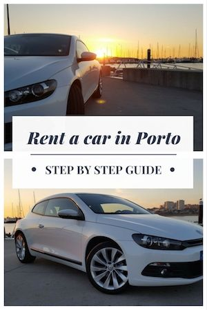 Step by step #guide on #how #rent a #car in #Porto.