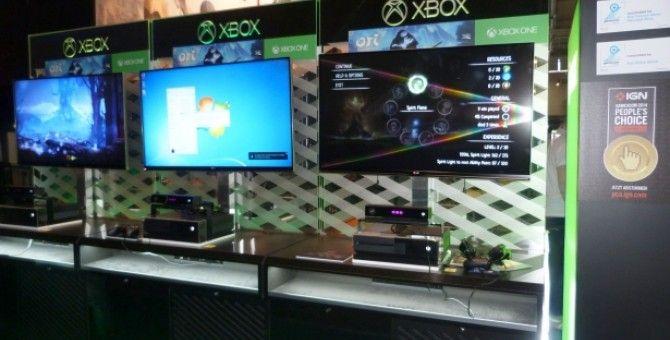 Microsoft reused PC Demos in Gamescom