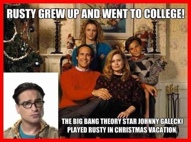 Love the Christmas Vacation movie!