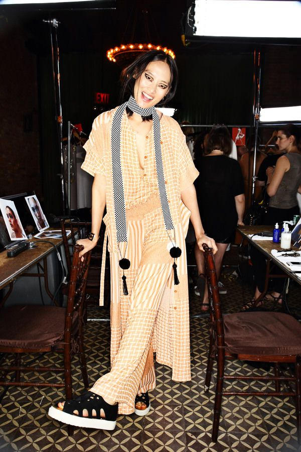 Rodebjer Fashion show , mor ebackstage pics here > http://sonnyphotos.com/2014/09/72108
