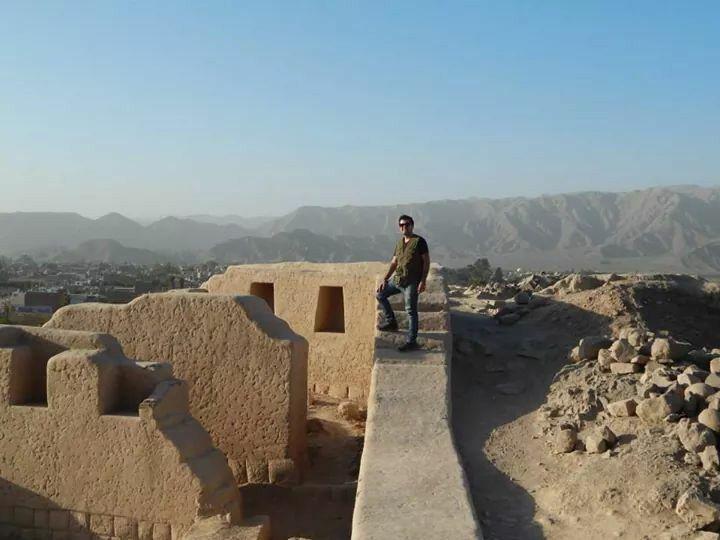 Ruinas Nasca - Aposentos