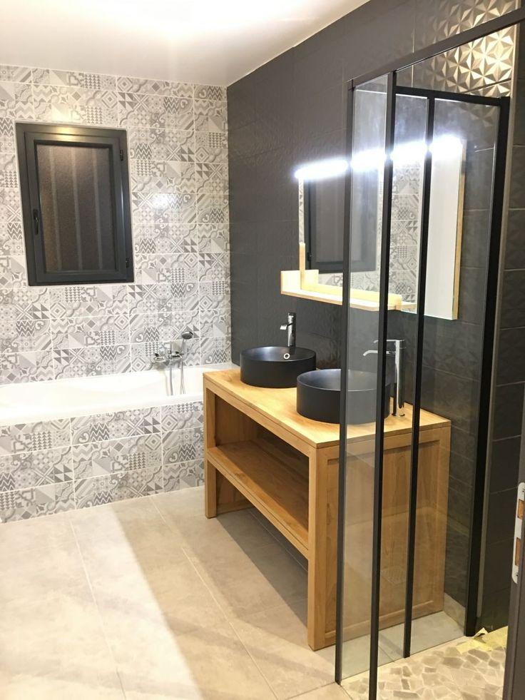 36 best Salle de bains images on Pinterest Bathroom, Bathroom