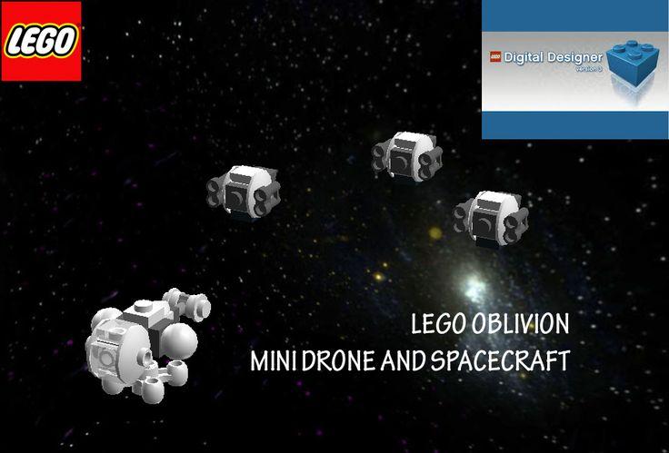 Lego mini Oblivion