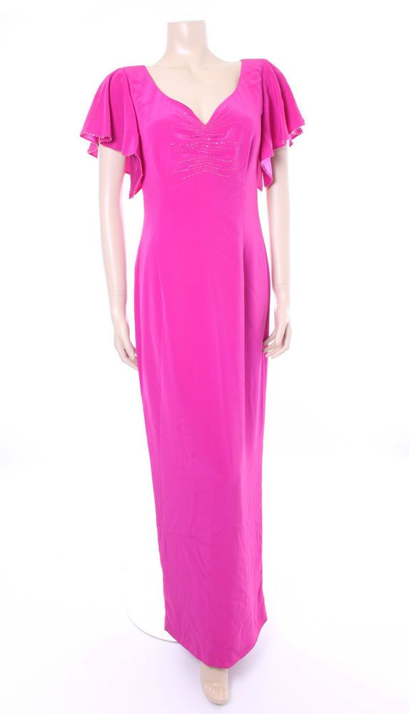 ad5ee57c6c6 Pink Simon Ellis Dress Size 10 Wedding Guest Mother of the Bride Outfit   fashion