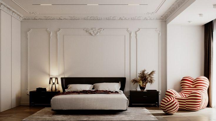 1001 + Idee per Arredamento camera da letto moderna nel