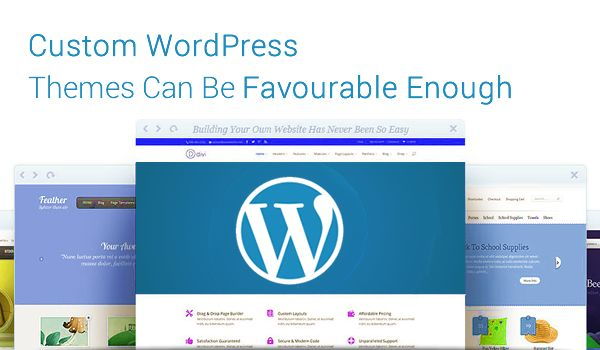 WordPress has been a dominant force for a long time now and certainly has a big piece of World Wide Web today. Considered as the best CMS out there, WordPress as a platform is highly recommended for designing and developing top notch websites.