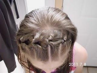 Topsy Tail Hair Headband