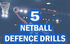 5 Netball Defence Drills, Tips & Tactics