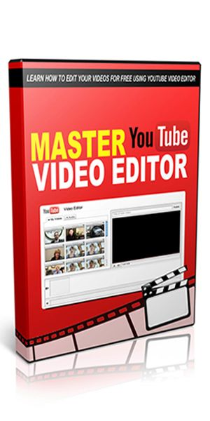 Master Youtube Editor  Learn How To Edit Your Videos For Free Using YouTube Editor!  Video is one of the best marketing medium to build trust, relationship and authority online. But the thing is that, in order for you to become the authority in the niche you decided to tapped in, your video should be in a good quality.