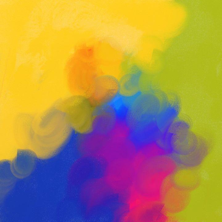 Human Spirit - AbstractGlimpse