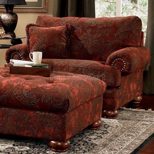 burlington sienna chair and a half