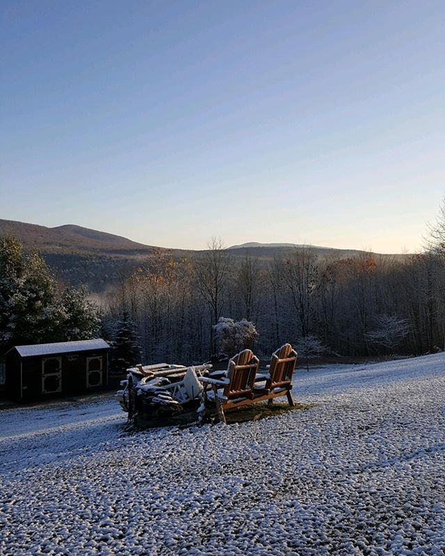 First fall of the year. Get those skis ready :) #ColdwellBanker  #WoodstockNY  #CatskillsRealEstate  #SecondHomes  #PassionForProperty  #RealEstateAgent  #LuxuryRealtors #PicOfTheDay  #TagSomeone  #RealEstateExpert  #CountryRealtor  #Catskills #CatskillMountains #Windham #SkiWindham #Skiing #localrealtors - posted by Rich Vizzini https://www.instagram.com/richxvizzini - See more Real Estate photos from Local Realtors at https://LocalRealtors.com