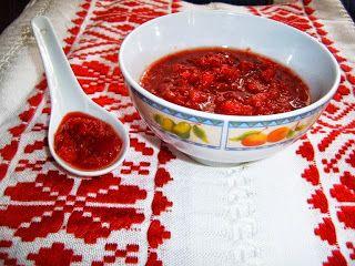 Legjobb receptjeim- avagy az étkezés összetartja a családot: Darált piros paprika sóban télére nyersen